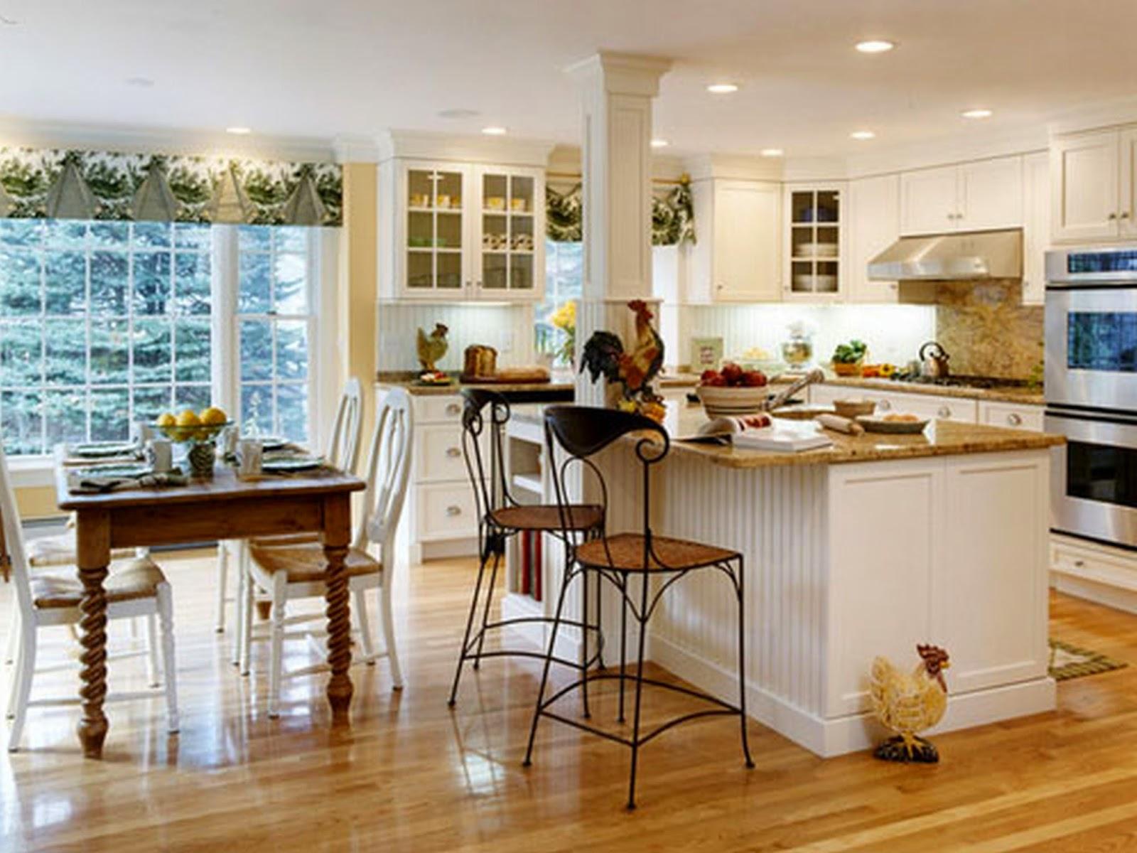 Beautiful Modern Kitchen Wall Decor Ideas Crystal Clear